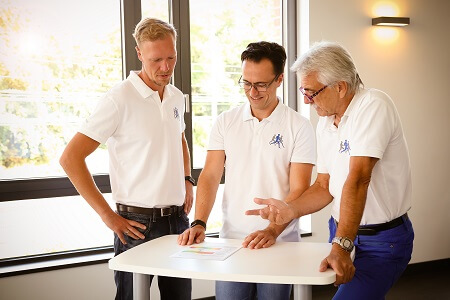 Betriebliches KörperManagement Planung - Stefan Lang - Alexander Gimbel - Bernd Gimbel