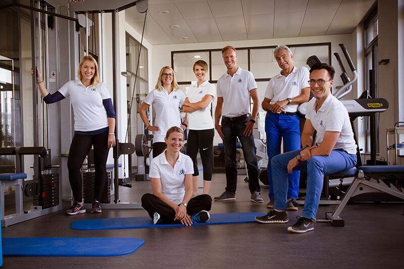 Das Team von KörperManagement® - Personal Trainer Bad Homburg, Fitness und Gesundheit, Physiotherapeut / in