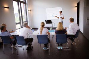 Angebote Betriebliches KörperManagement - Betriebliche Gesundheitsförderung