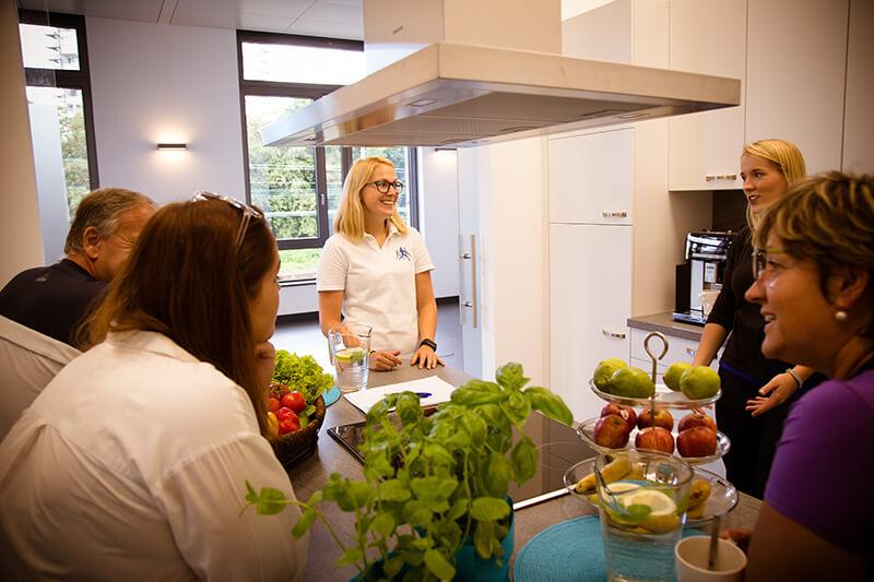 Betriebliches KörperManagement - Kurs für gesundes Kochen und ausgewogene Ernährung, gesund abnehmen