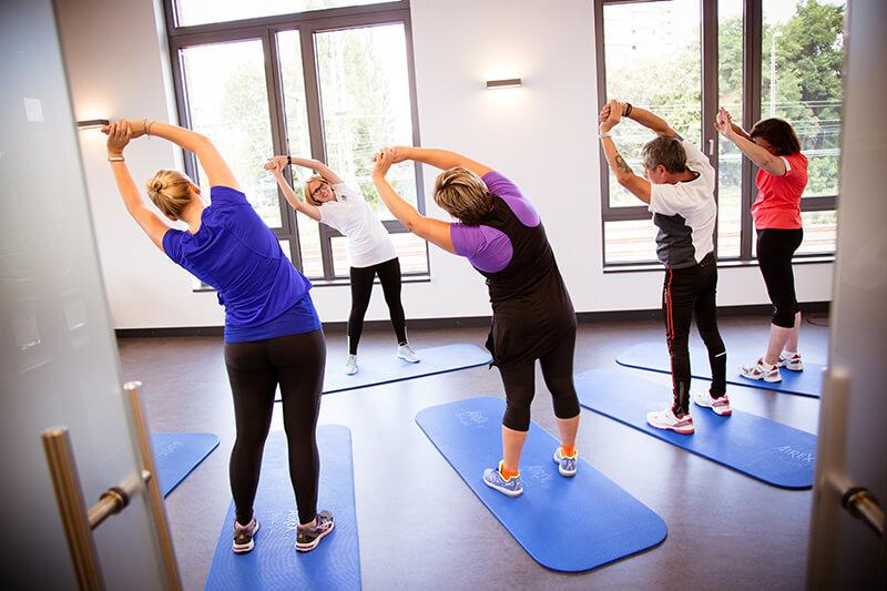 Präventionstraining, Rückenfit, Fitness, Präventionskurs, TK Rückentraining, Rückenschmerzen