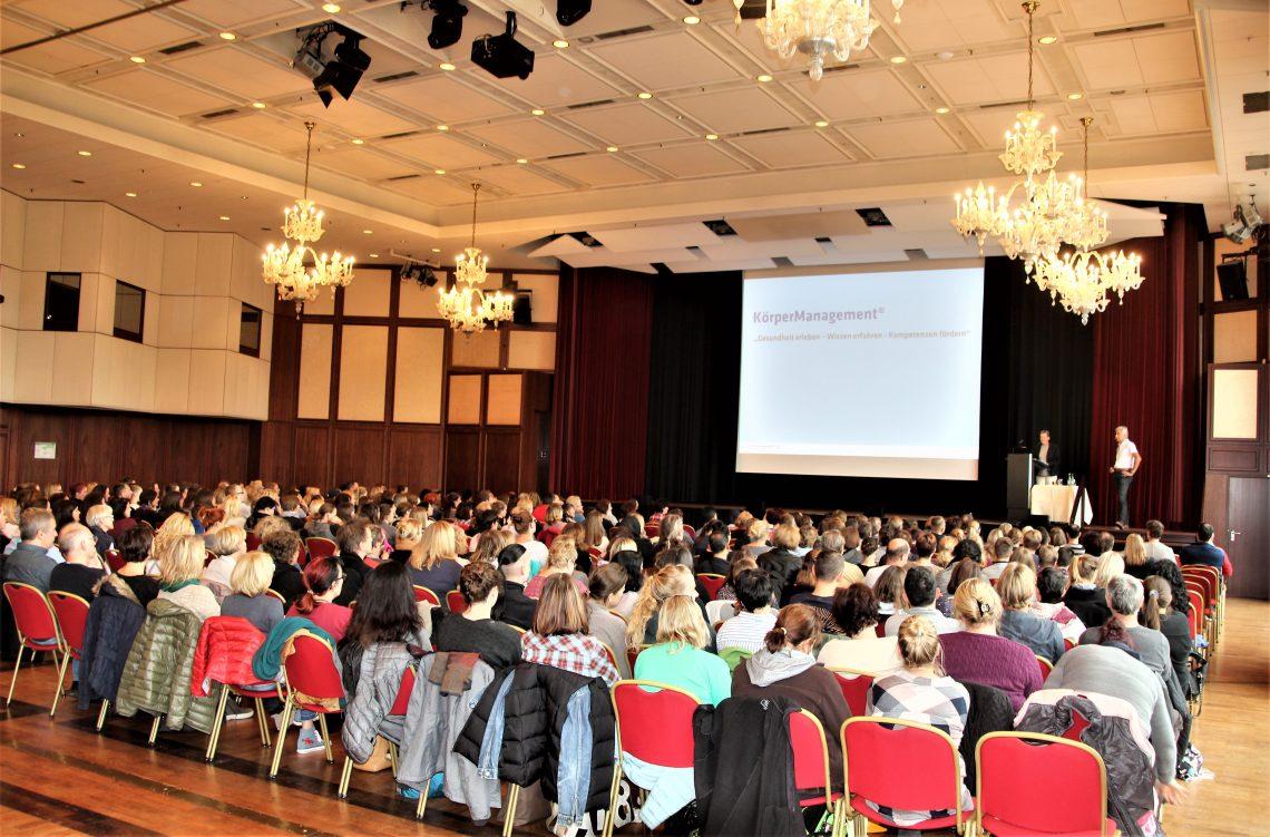 Fachbereichstag für die Stadt Bad Homburg 2018