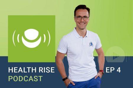 Podcast mit Health Rise