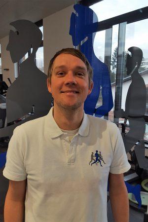 David May; Studium Sportwissenschaft; Rückenschullehrer; Rückenschmerztherapeuth
