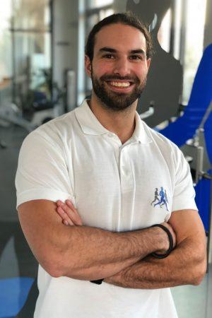 Fedi Jabli; Personal Trainer; angehender B.A. Sportwissenschaft