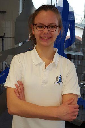 Gina Janßen; Administration; Rehasporttrainer; angehender B.Sc. Sportwissenschaft; Personal Trainer
