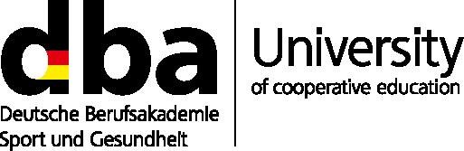 Logo Deutsche Berufsakademie Sport und Gesundheit